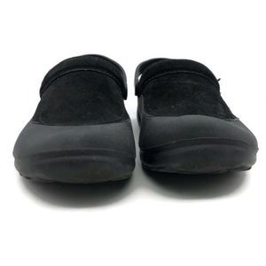Crocs Shoes - Crocs Womens Clogs Black Slingback Ankle Strap